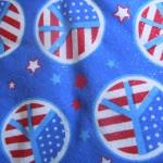 American Flag Peace