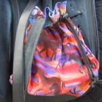 Stirrup Sack Detail