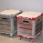Milk Crates 2
